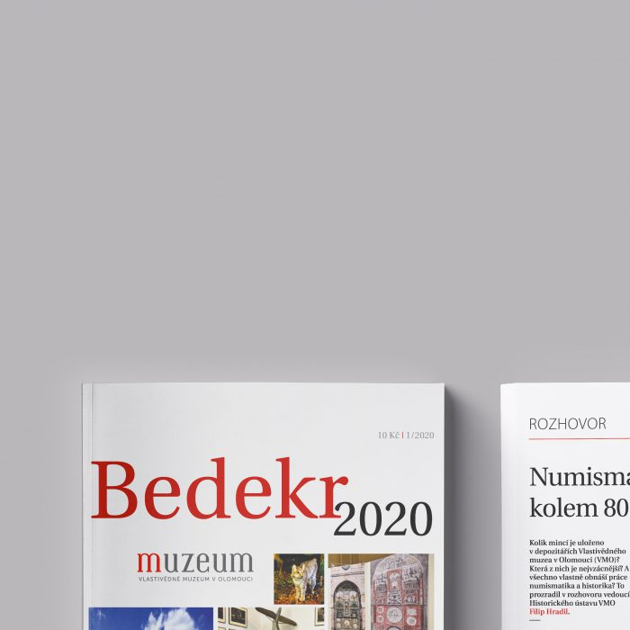 Bedekr – Vlastivědné muzeum v Olomouci
